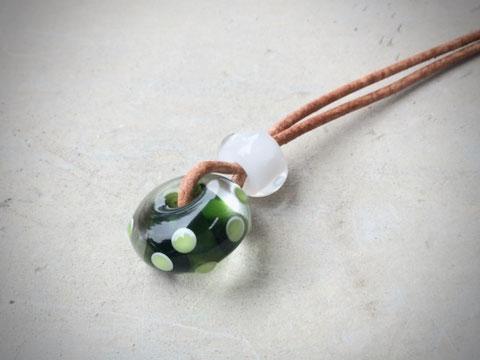 ドーナツ/Donut ガラス Glass Beads 世界はほしいモノにあふれてる