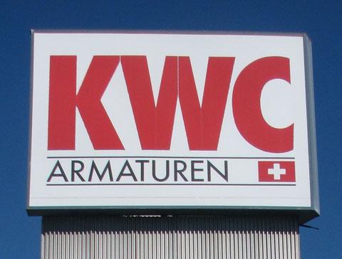 Ziel: die Armaturenfirma KWC