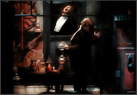 "Foto spettacolo teatrale ""Dr Jekyll & Mr. Hyde"""