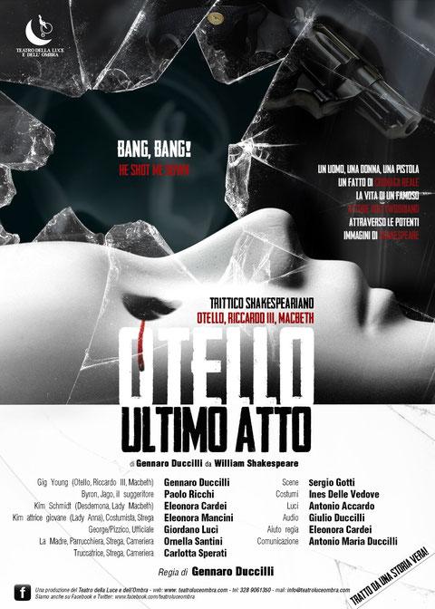 Otello, Ultimo Atto