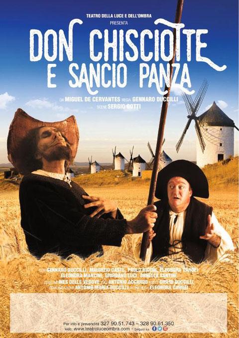 Don Chisciotte teatro