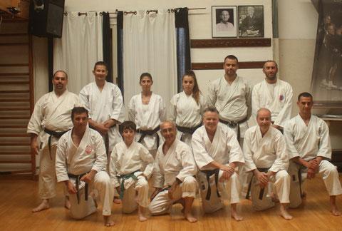 Alain, Loic, Jean, Marc, Marc, Philippe, Jean Christian, Stephane, Anais, Mag, Alexandre et Cédric