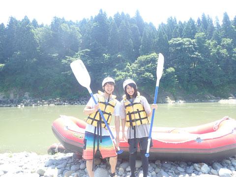 2021年07月19日PM信濃川ラフティングツアー写真プレビュー【日本アウトドアサービス】