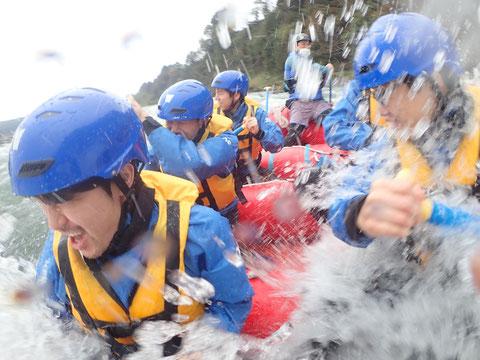2020年11月07日AM信濃川ラフティングツアー写真プレビュー