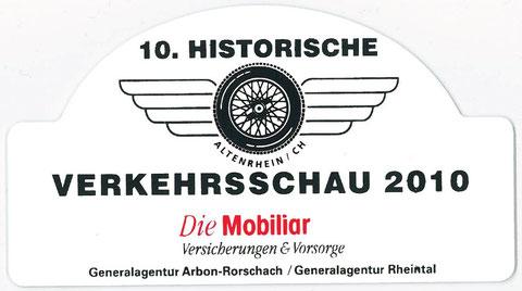 """Im 2010 fand das nun 10. auf Verkehrsschau umbenannte """"Herbst""""-Treffen in Altenrhein statt."""