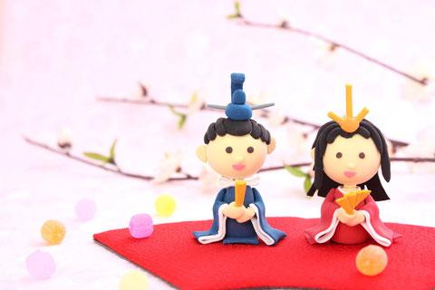 桃の節句【ひな祭り】