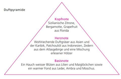 Ulysse Duftpyramide Déesse