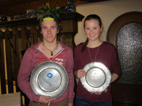 Christoph und Laura Kaiser