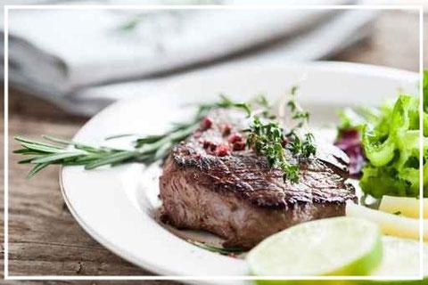 Eckernförde Restaurant Steak und Fisch essen gehen