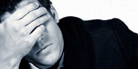 Stress ist, wenn man schreiend aufwacht und bemerkt, dass man noch gar nicht eingeschlafen war.