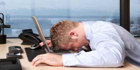 Burnout: Nur jemand, der einmal entflammt war, kann auch  ausbrennen.