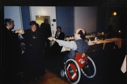 Adventfeier mit Behindertenorganisationen - Musik VENITE