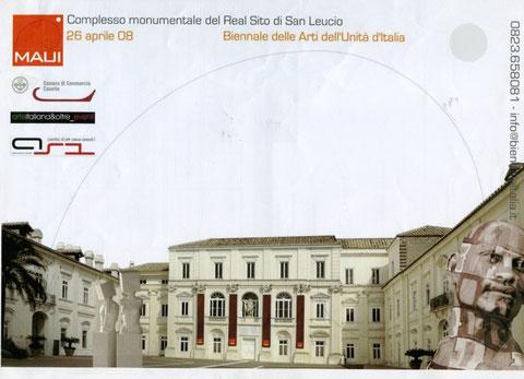 Biennale, Caserta / Биенале, Италия