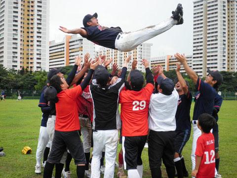 宮澤船長紅白戦2