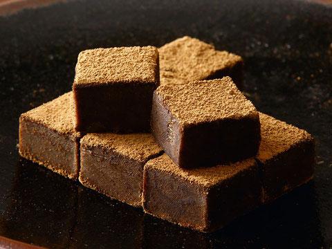 京都 抹茶トリュフ 菓子職人 生チョコ チョコレート ショコラ バレンタイン