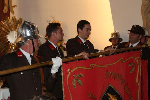 Angelobungen: FM Gregor EGGER und FM Patrick SPORER