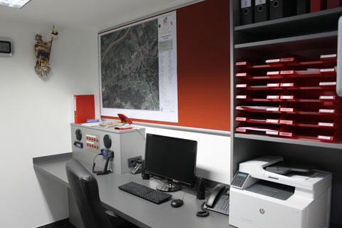 Die FF Kolsass verfügt über eine moderne und umfangreiche EDV-Ausstattung.