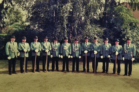 Die Unersättlichen mit Gastmarschierern 1985
