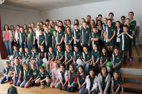 Saisonabschluss 2014/2015: Unser Nachwuchs (Bild: Robin Klöppel)