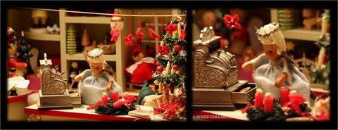 letzte Weihnachtseinkäufe