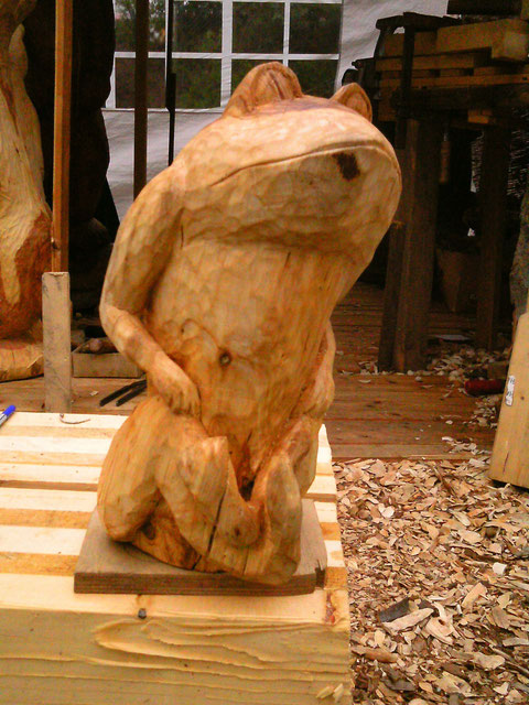 Frog 40 cm