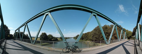 Kanalbrücke Kolenfeld