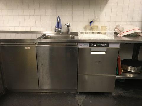 Colged Geschirrspülautomat Top Tech Isy Tech 36