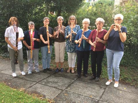 """""""Flutes douces"""" aus dem Oberwallis"""