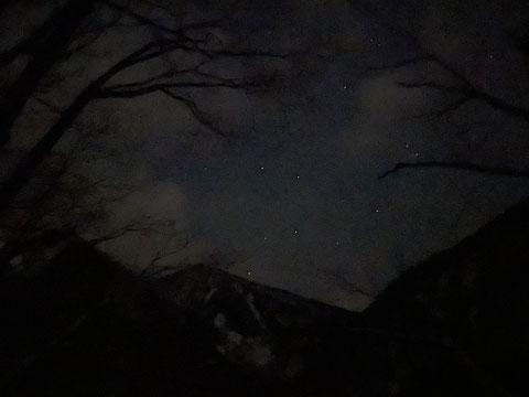2021年1月30日Nightみなかみスノーシュー写真プレビュー