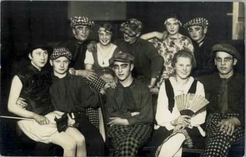 Fasching 1928