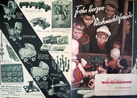 In den 1950ern