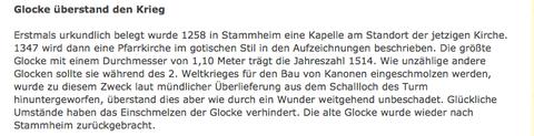 Aus der website der Gemeinde Kolitzheim - bitte vergrößern!