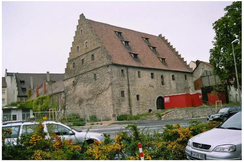 Im Jahr 2004 - vor der Restaurierung