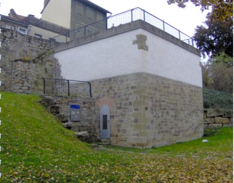 Abb. 6 Weißer Turm