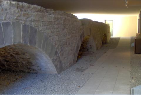 Abb.15: Steinbrücke heute