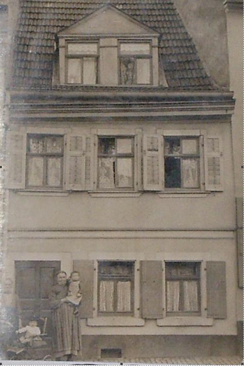 Am Zeughaus Nr. 9 - ca. 1892
