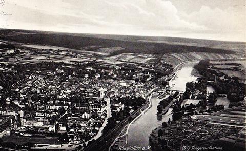 Fliegeraufnahme 1937