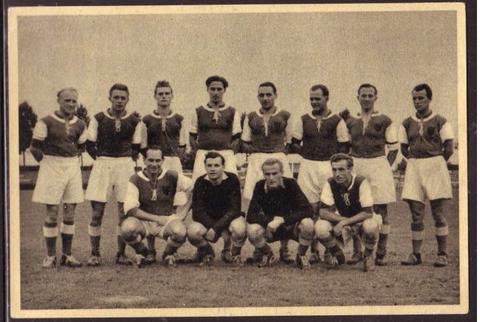 Mannschaftbild 1950/1951