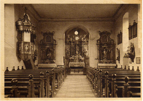 Kath. Kirche Hambach