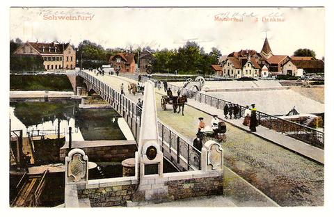 Die Brücke 1904/05