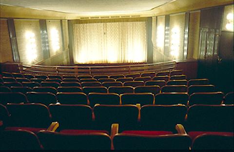 Bvaria-Kino  -  Innenansicht