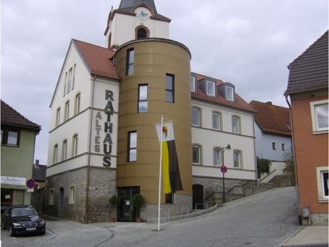 Das alte Rathaus heute (2012)