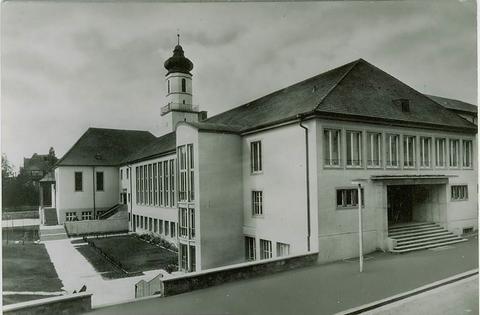 Evang. Gemeindehaus