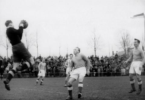 1860 München gg. FC 05 Schweinfurt 1950