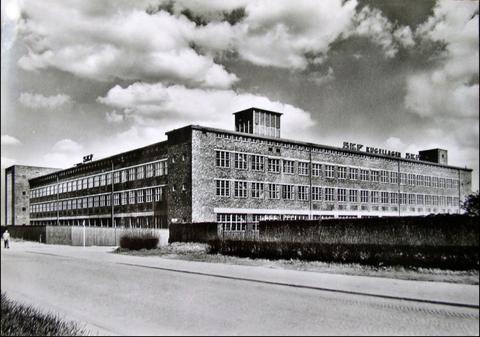 SKF Werk 2 - Ernst-Sachs-Straße