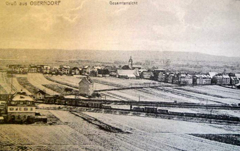 Gruß aus Oberndorf