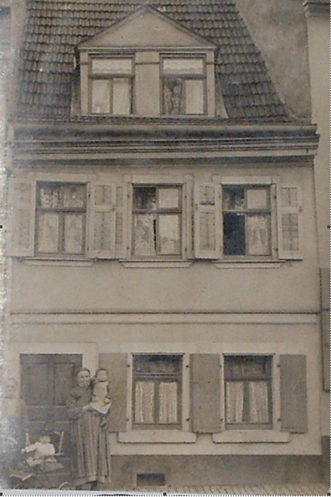 Am Zeughaus 9 - ca. 1892
