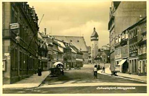 Im Jahre 1930