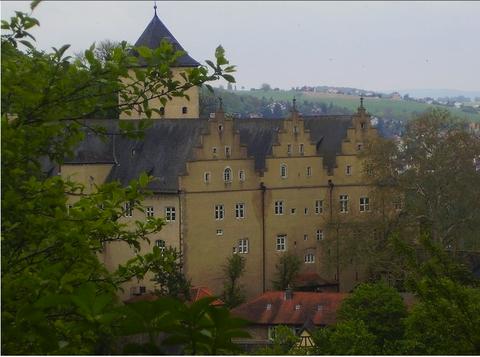 Schloß Mainberg heute (2012)
