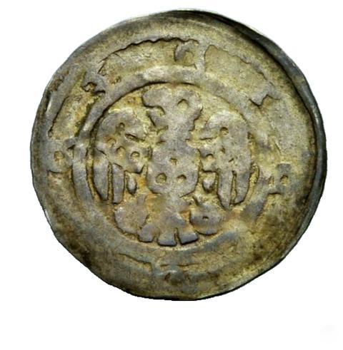 Auf dem Pfennig, Rudolf von Habsburg (1273-1291)  Pfennig (Silber)